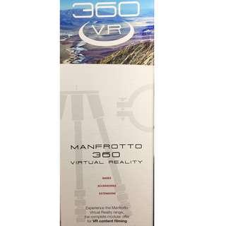 ManfrottoVR PIXI EVO Kit for 360camera