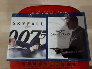 Bluray Movies 007