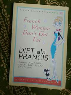 Buku Diet Ala Prancis