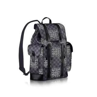LV Authentic Limited Edition Backpack
