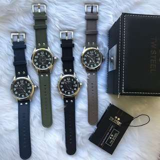 TW Steel men's watches