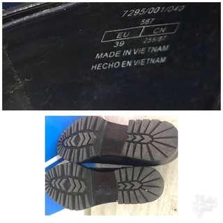 Zara size 39 shoes