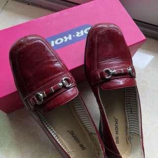 Dr Kong女裝漆皮鞋