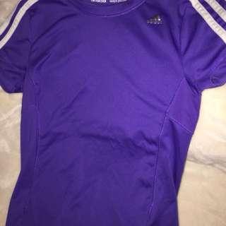 Adidas workout shirt size XS