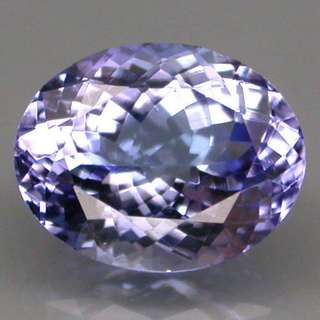 2.49 ct. Oval Natural Violet Blue Tanzanite