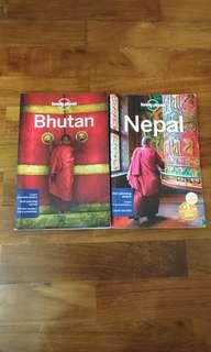 Lonely Planet Bhutan / Nepal