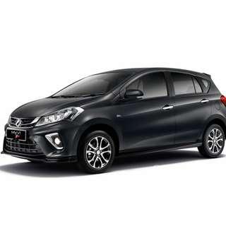 2018 Perodua MyVi 1.3X (A) Hensem sungguh pakai balik Raya!