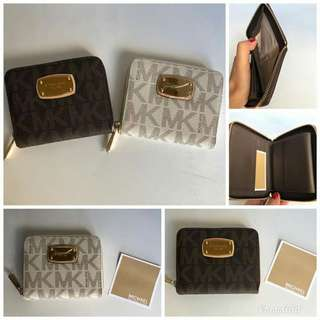 Authentic MK Wallets