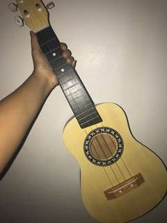 Ukulele slightly used