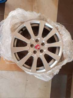 Jaguar 17'' original Rim