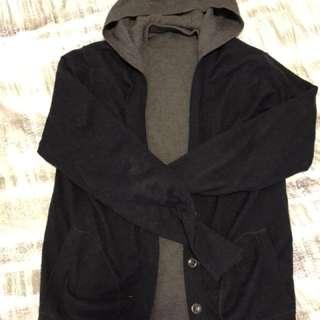 Zegna Sport wool Cashmere Hoodie Sweater