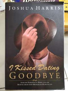 I kissed dating goodbye - Joshua Harris