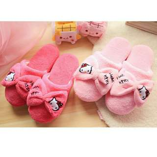 Hello Kitty home slippers