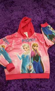 Disney frozen jacket