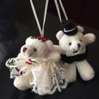 Boneka acc wedding