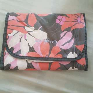 Preloved Diaper Changing Pad Clutch