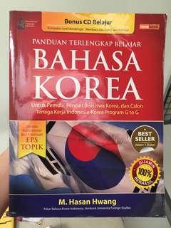Panduan terlengkap belajar bahasa korea - M. Hasan Hwang
