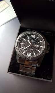 Hegner jam tangan pria / arloji