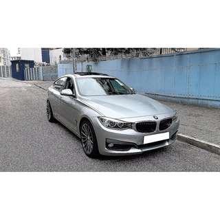 BMW 320I GT 2015