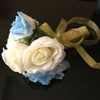 Flower bouquet for bride to be