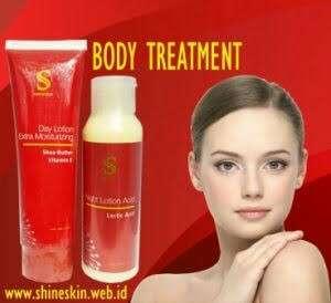 Shineskin Body Treatment