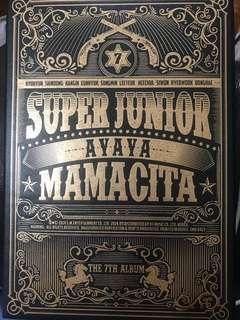Super junior mamacita(加錢有神童小卡