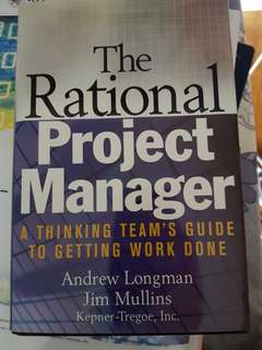 Rational Project Manager