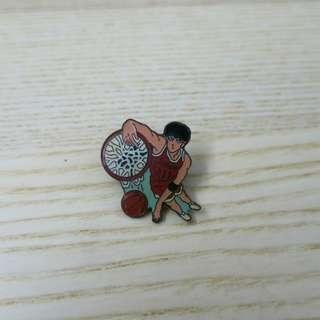 九十年代中古男兒當入樽徽章PIN