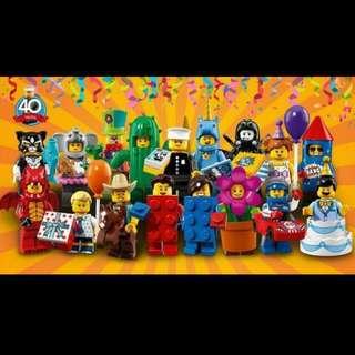 Lego人仔一套17隻