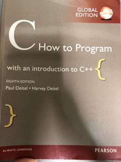 C Programming Textbook (With intro to C++)
