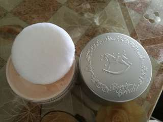 Beauty credit - lovely face powder (No 21)