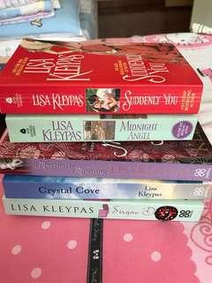 Lisa Kleypas books