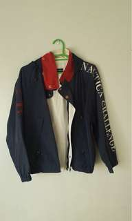 Nautica Challenge J-Class Reversible Jacket