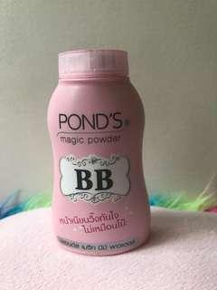 Ponds BB power