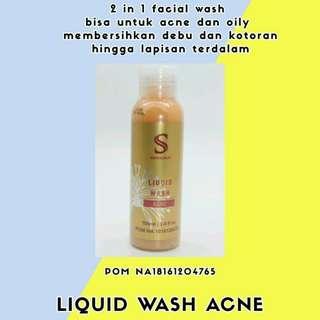 Shineskin Liquid Wash Acne