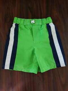 Circo Green Board Shorts