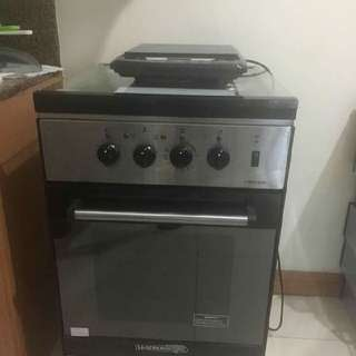 La Germania Electric Stove (2 Hot Plates)