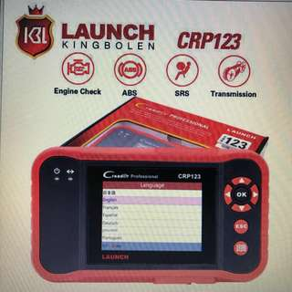 New Launch Creader OBD diagnostic Equipment For Engine, ABS, Airbag, Autogearbox