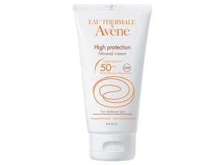 Avene * Spf 50 Uva Uvb protection* Mineral cream. 100% authentic.