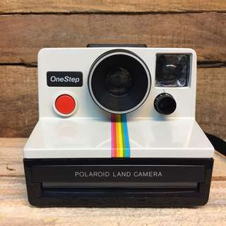 Polaroid SX70 OneStep Rainbow Camera