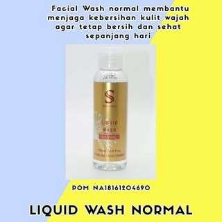 Shineskin Liquid Wash Normal
