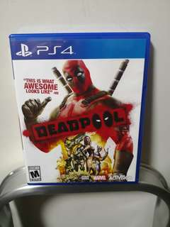 Deadpool (PS4 Game)