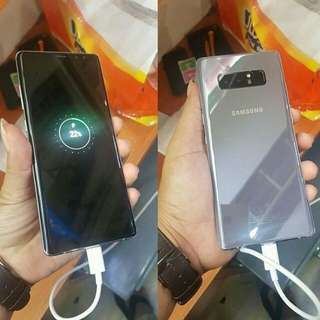 Kredit Samsung Note 8 Free 1x Angsuran Untuk Tenor 12,15 dan 18x