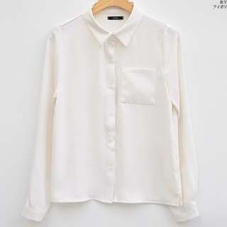 White Formal Shirt