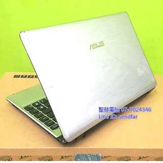 輕巧美型 ASUS EeePC 1201N Atom330 4G 250G 12吋筆電 聖發二手筆電