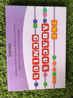 Shichida Tensai Abacus Genius flash Card