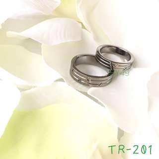 Titanium Ring (TR-201)