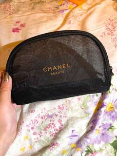 Chanel Vip present MakeUpBag 100%Real➕New 包郵