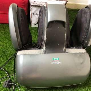 OTO Power Foot 按滿足 PT-1500 拍翼式腳部按摩器