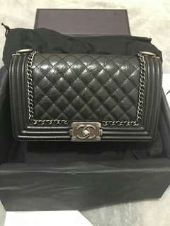 Chanel boy reissued